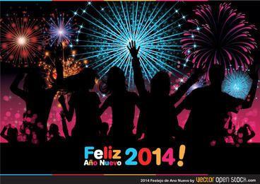 Festejo de Ano Nuevo