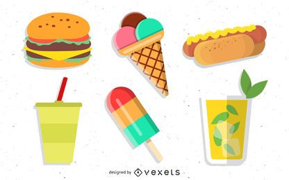 Funky Tasty Summer Foods