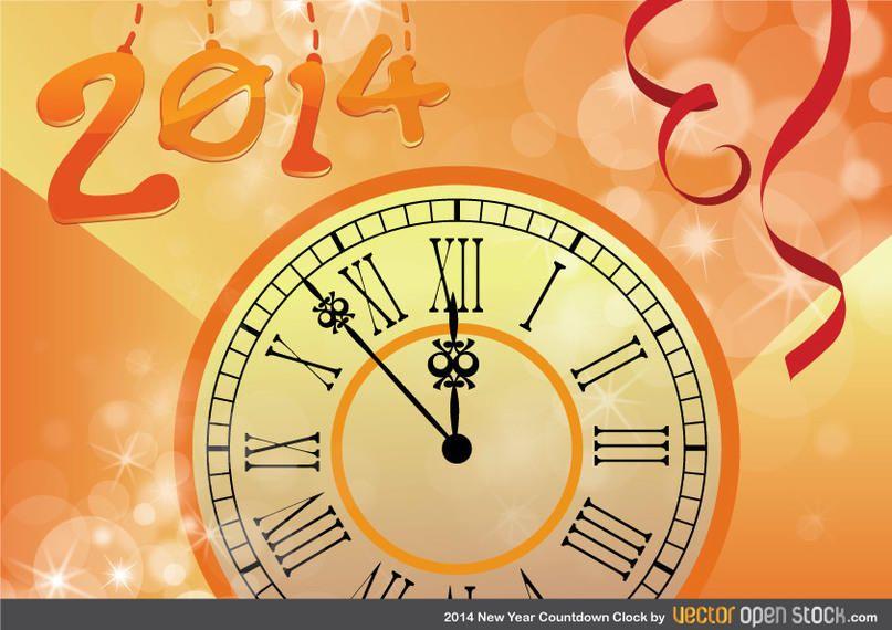 2014 cuenta regresiva año nuevo