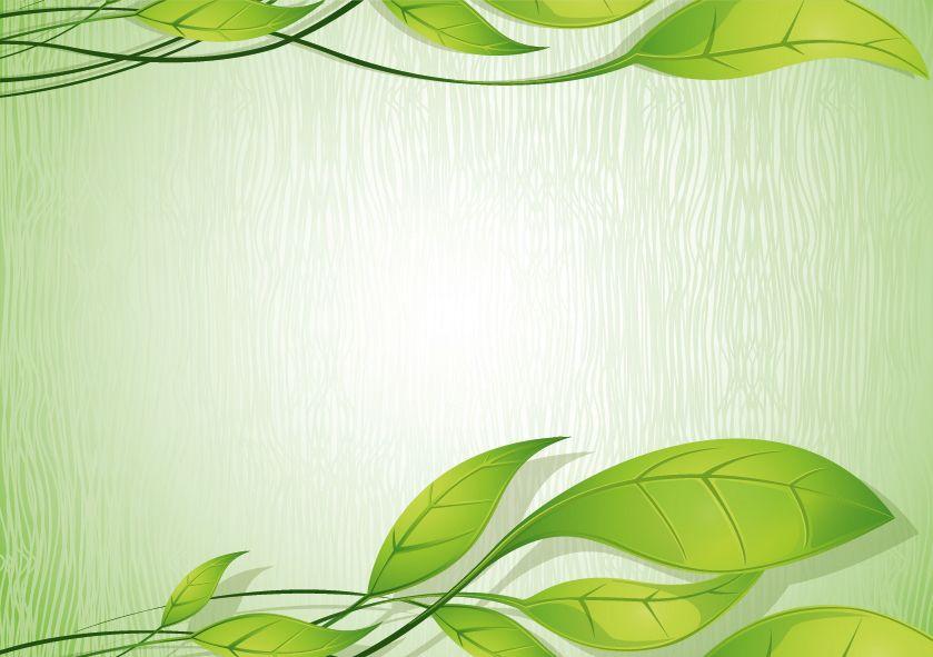 Öko-Hintergrund