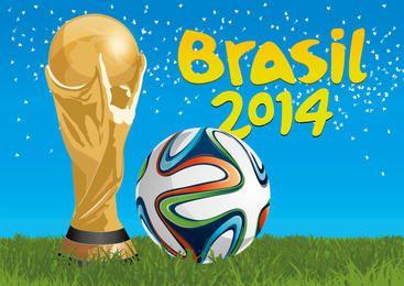 Troféu Brasil 2014 e futebol
