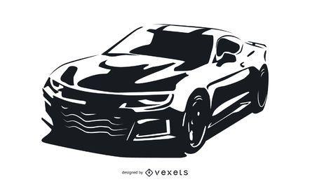 ?hevrolet Camaro vector