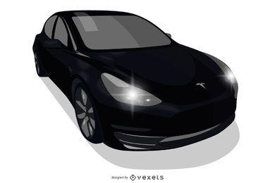 Capó esculpido Pontiac Trans AM negro