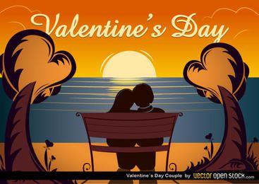 Los pares del día de San Valentín