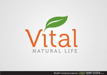 Logotipo de la empresa de salud