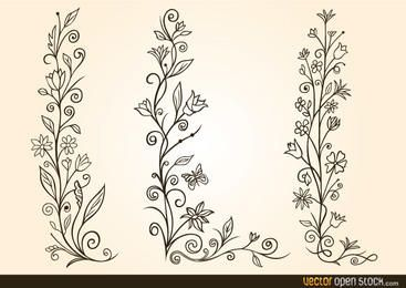 Ornamental Flower Design