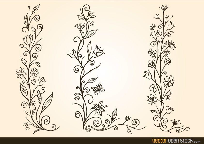 Ornamental Flower Design