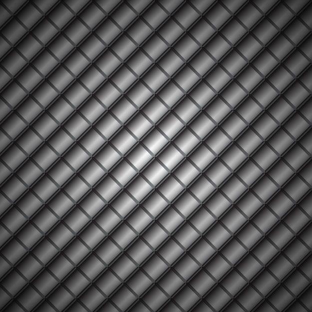 Dark Geometric Metal Background
