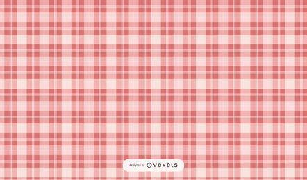 Roter Gingham Checker Hintergrund