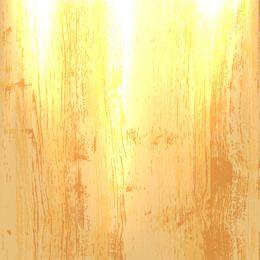 Fundo arborizado realista com luzes