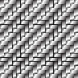 Abstract Silver Metallic Background