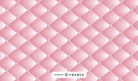 Fondo de cuero tapizado rosado realista
