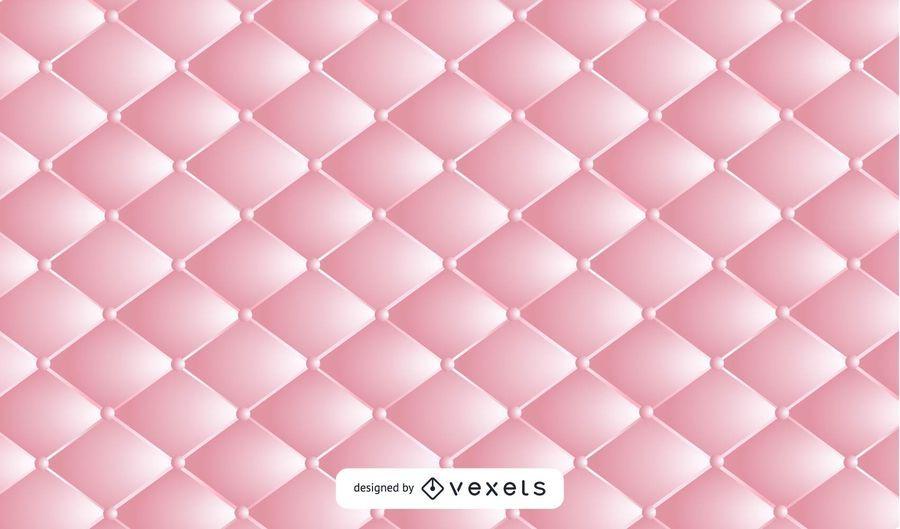 Realistic Pinkish Upholstery Leather Background