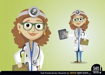 Ärztin Charakter