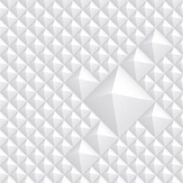 Fondo de plástico estilo pirámide minúscula