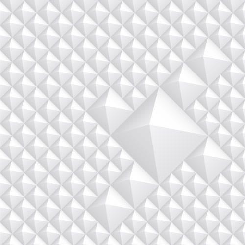 Tiny Pyramid Style Plastic Background