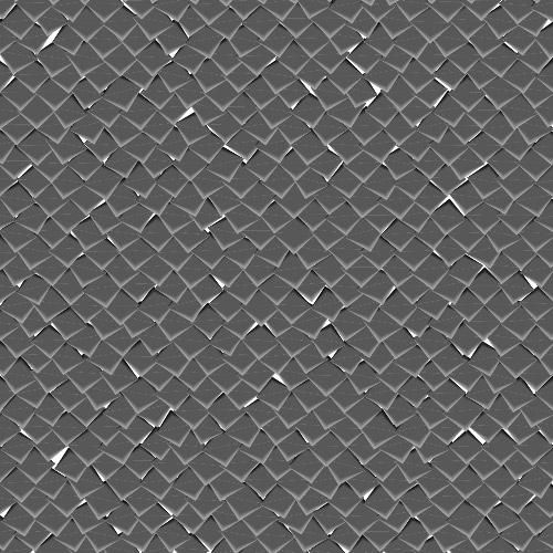 Metallic Distressed Net