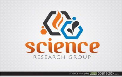 Wissenschaft Logo Vorlage