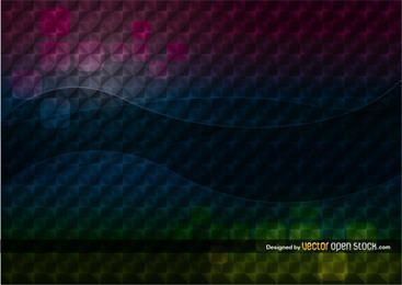 Dark abstract background pattern
