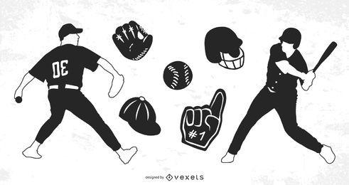 Baseball Club Charaktere