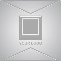 Marca de agua de plantilla para protección de derechos de autor de imagen