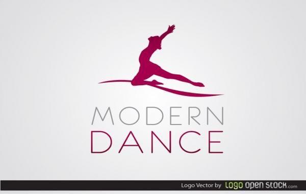 Logotipo de la danza moderna