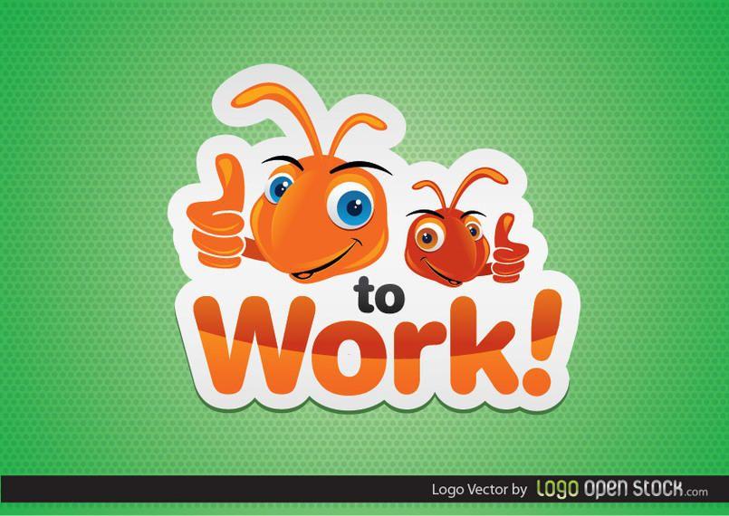 Funny Ant Logo