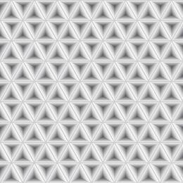 Patrón geométrico abstracto gris claro