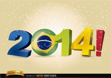Copa do Mundo de Futebol Brasil 2014
