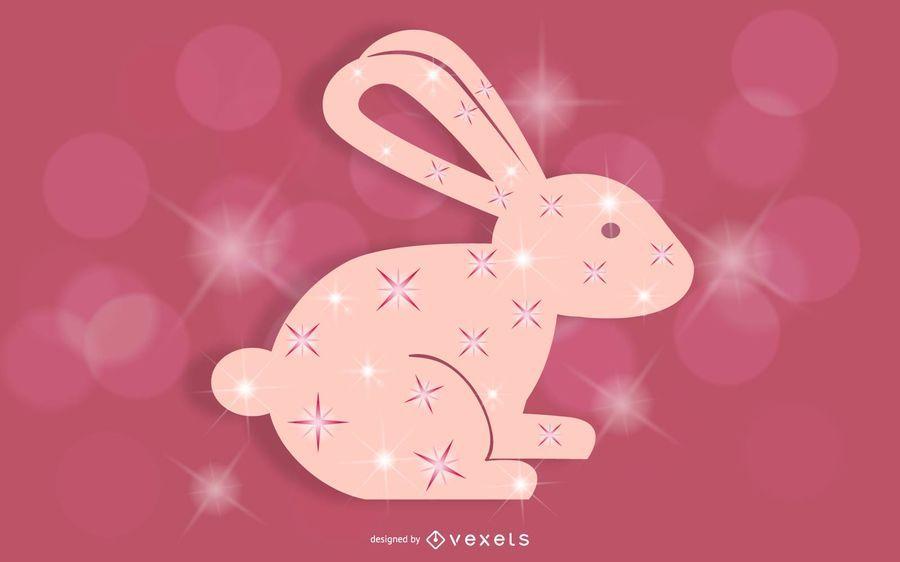 Magic Easter Rabbit
