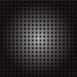 Metallic Seamless Net Pattern