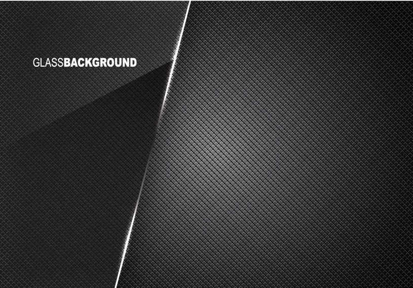 metal texture background with glass vector download