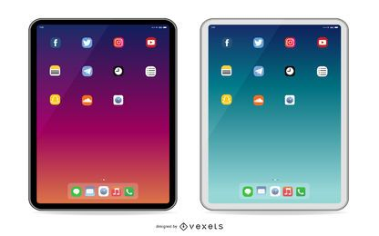 Diseño de Apple iPad Air