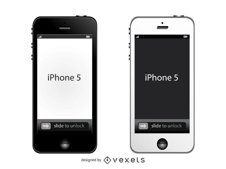 Apple iPhone 5 Frente