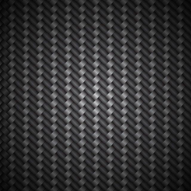 Metallic Carbon Fiber Pattern Background