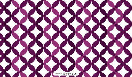 Glühender violetter Mosaik-Hintergrund