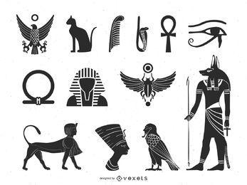 Ägyptische Kulturelementepaket