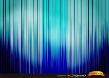 Papel de parede barras azuis