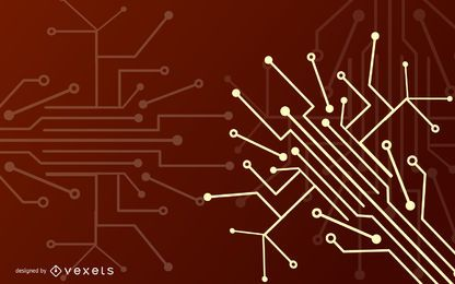 Chip de cables Resumen Antecedentes eléctricos