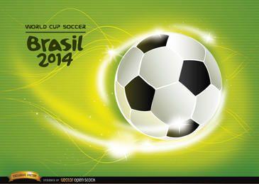 Tapete der Fußball-Weltmeisterschaft 2014