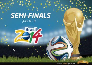 Semifinais Brasil 2014 Promo