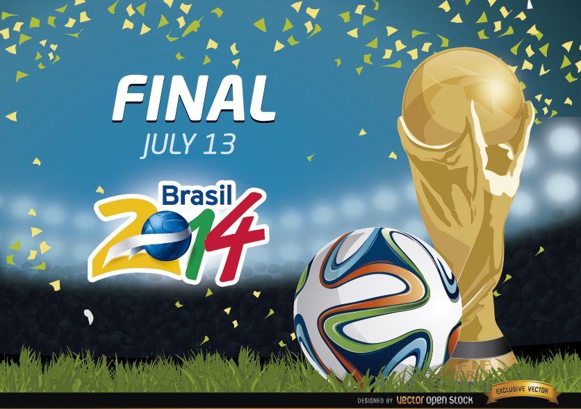 Final Brazil 2014 Promo