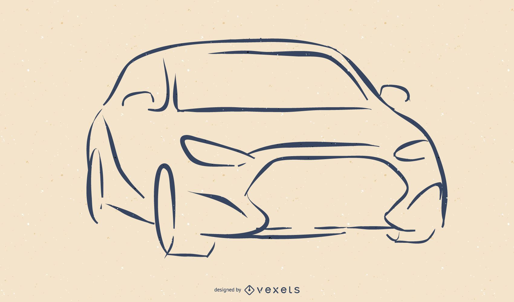 Kia Sportage Sketch