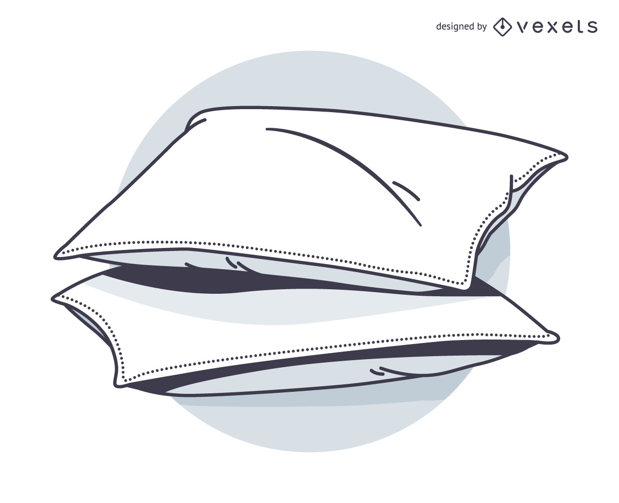 Pillow Sketch and Lets Go for a Sleep