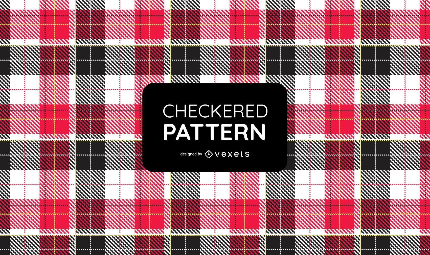 Gran pieza de patrón de costura textil