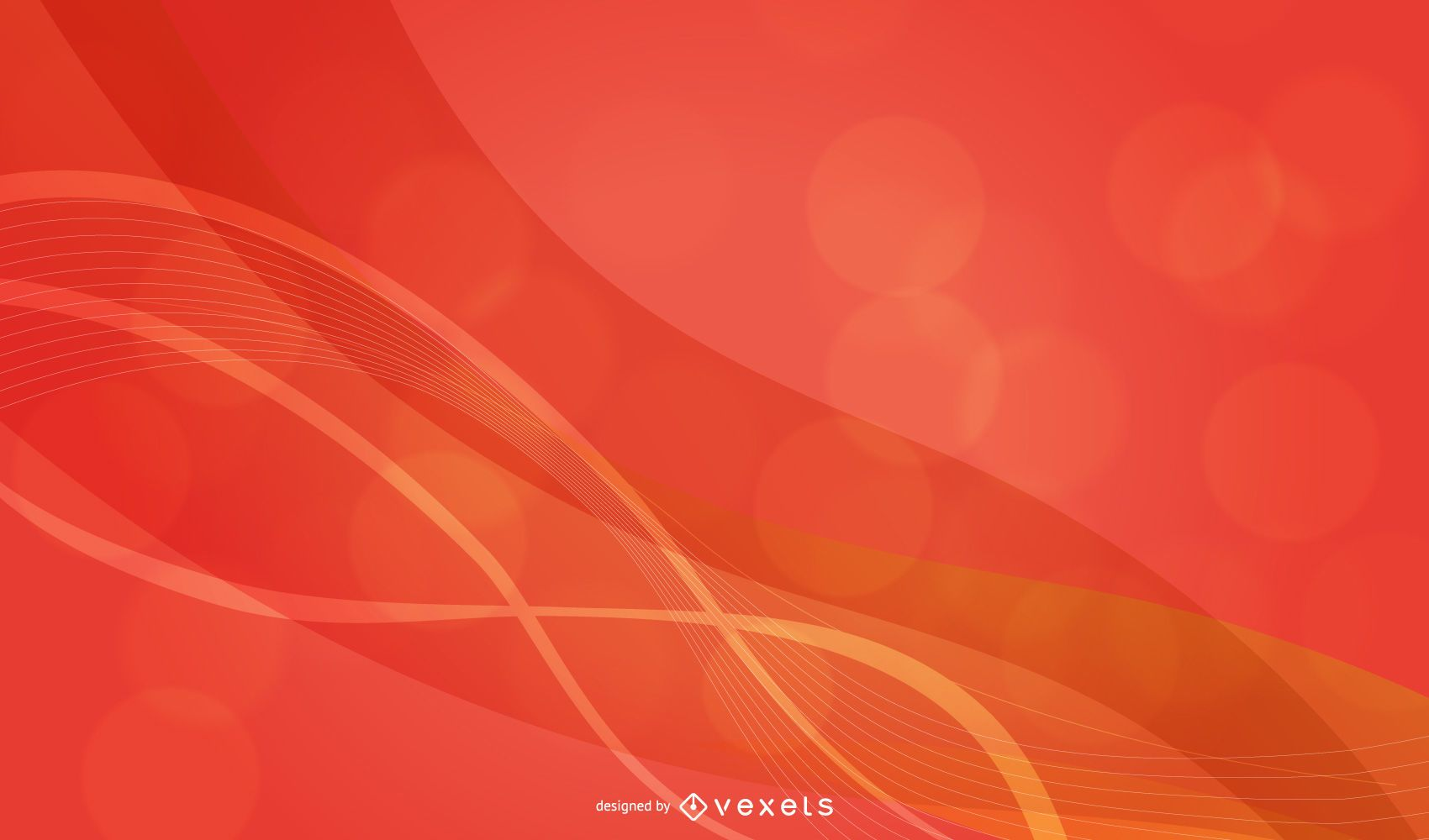 Abstract Distorted Waves Business Background