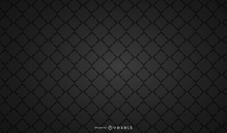 Brillante estampado en relieve patrón Checker