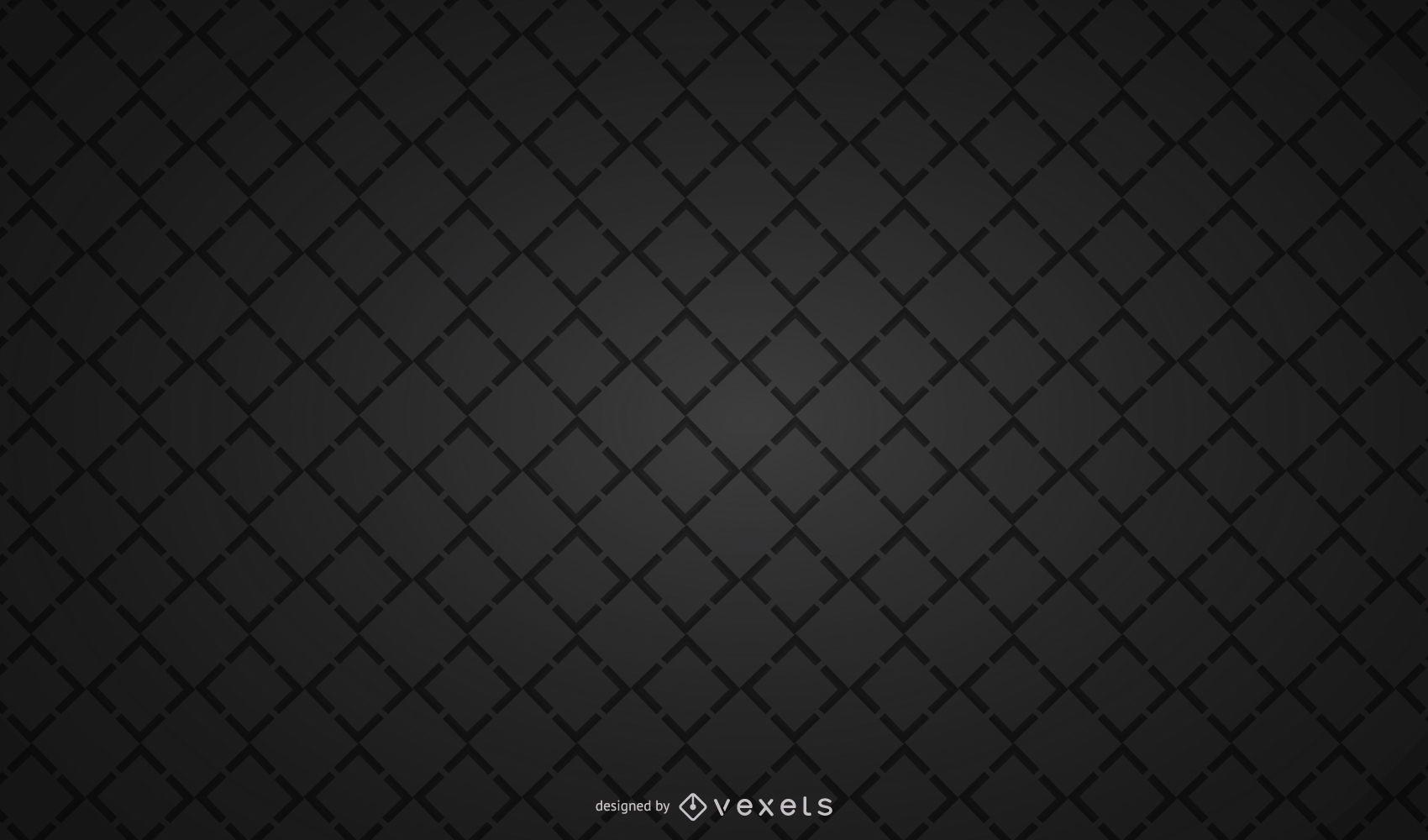 Glossy Embossing Dark Checker Pattern
