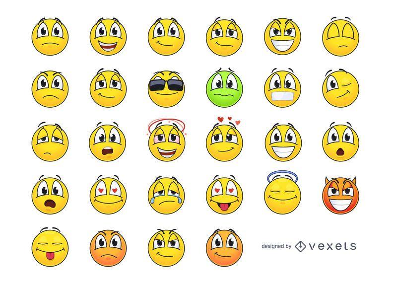 Emoticon Emoticon Amarillo Funky