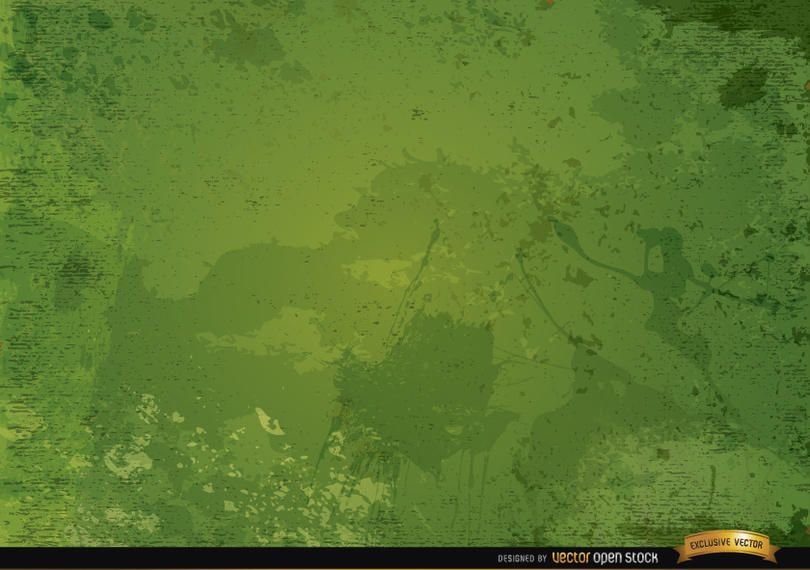 Green Grunge rustic background